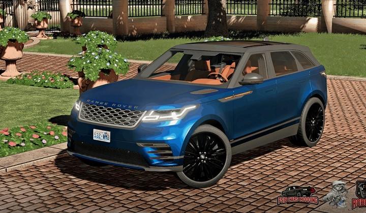 Range Rover Velar 2018 V1.0