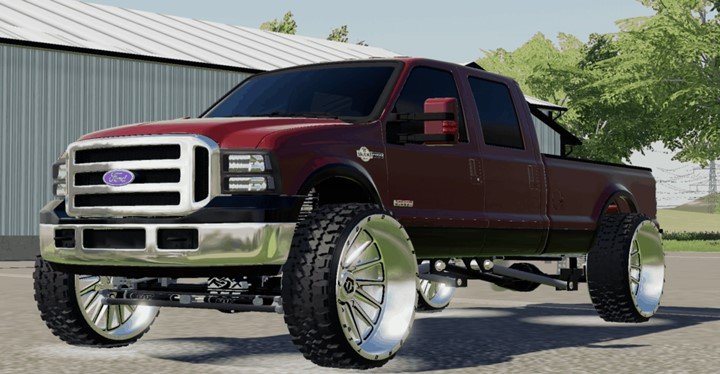 Ford 6Hoe