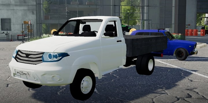 Ural Bort V2.0