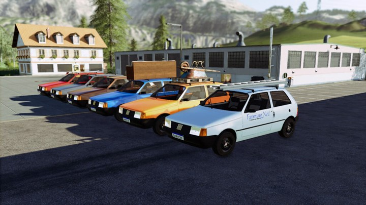 Fiat Uno V1.0