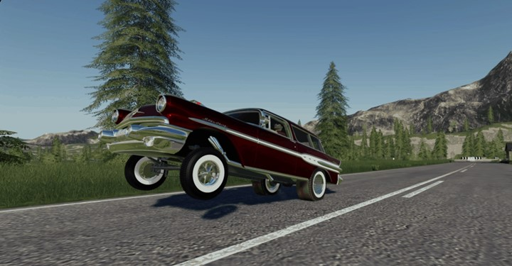 Pontiac Starchief Safari 1957