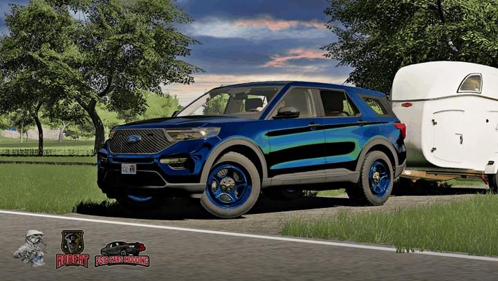 2020 Ford Explorer V1.1