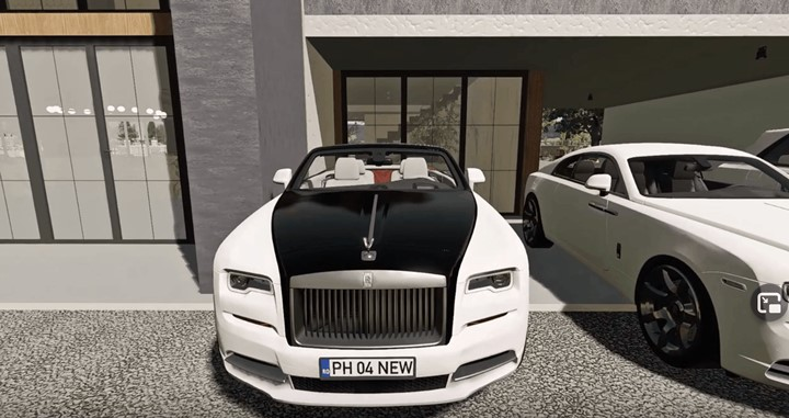 Rolls-Royce Dawn 2017 V1.0