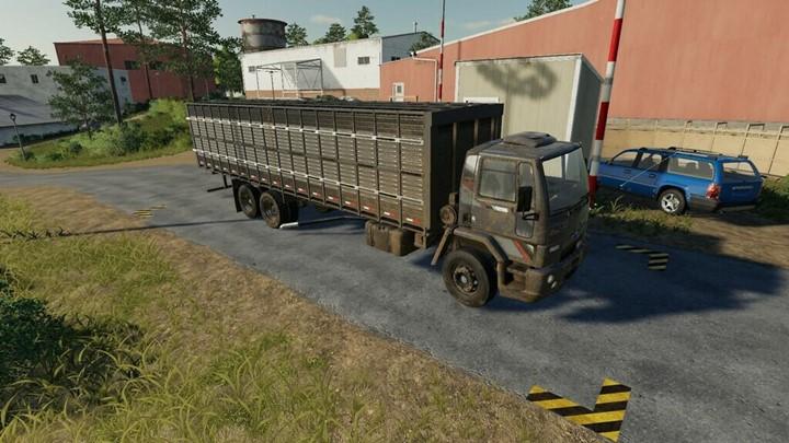 Ford Cargo Series Brazil V2.0