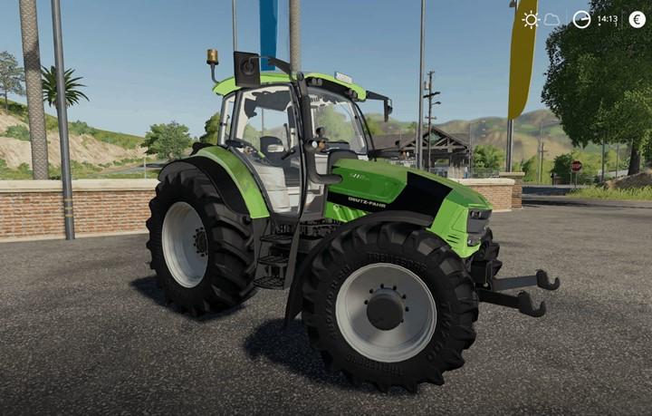 Deutz Fahr 51XX Tractor V1.0