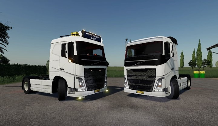 Volvo FH16 Lowroof V1.3
