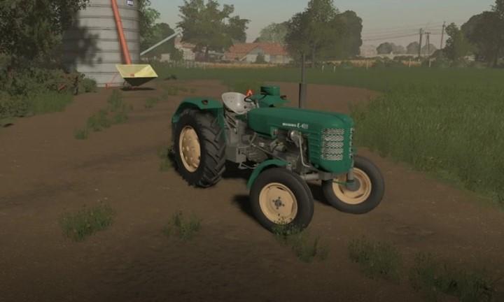 Ursus C-4011 Tractor V1.0