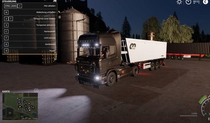 Scania R730 Semi V1.0.0.7