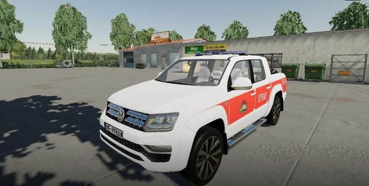 Volkswagen Amrok SLOp V2.0