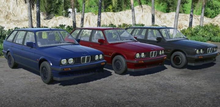 BMW E30 Touring V1.3