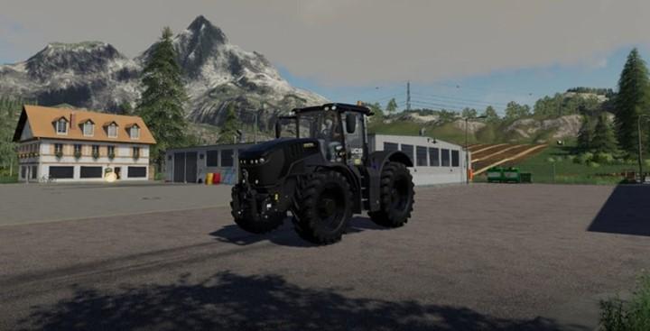 JCB Fastrac 8330 HP Tuning Tractor V1.0