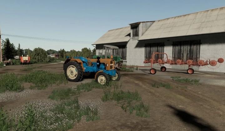 Ursus C330 Tractor V1.0