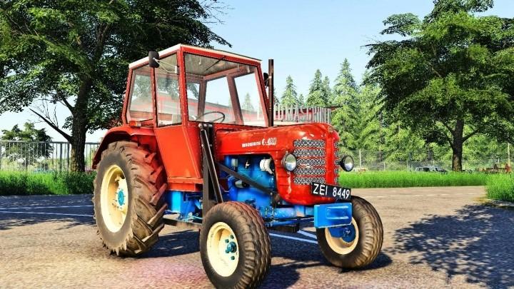 Ursus C4011 Tractor V1.0