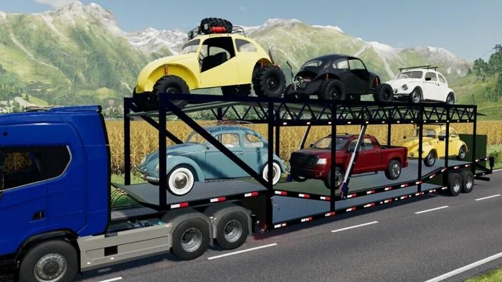 Car Transport Trailer V1.0.0.1