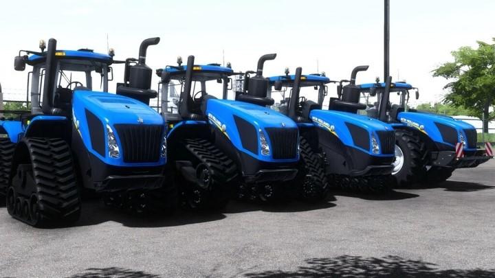 New Holland T9 Series V1.1