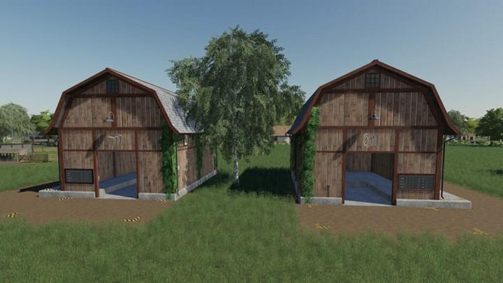 Placeable Bale Barns V1.0