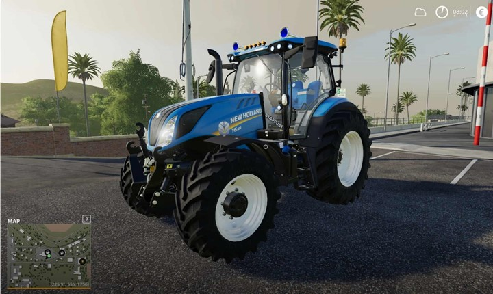 New Holland T6 Series V1.0