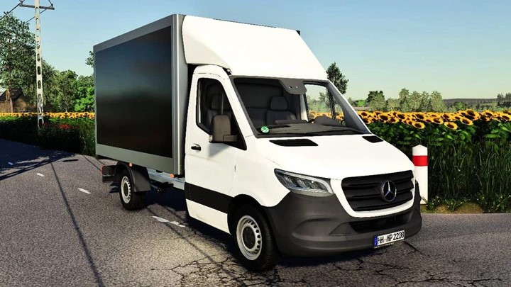 Mercedes Benz Sprinter MK3 Box V1.0