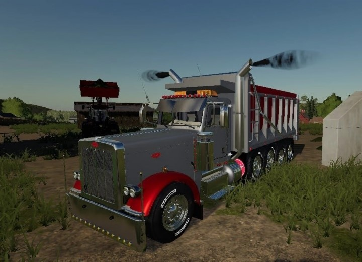 Peterbilt 379 Dump Truck V1.0.0.2