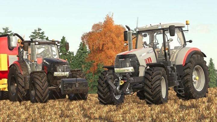 Case IH Puma CVX Tier 3 Tractor V1.2