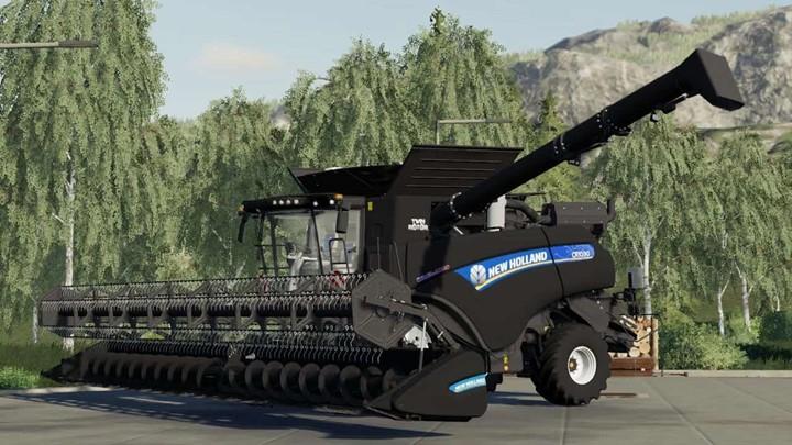 New Holland CR10.90 Harvester V1.0