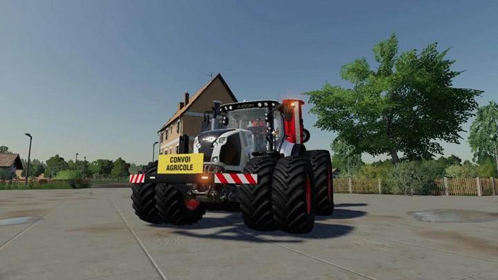 Convoi Agricole V1.0