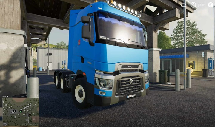 Renault LKW Truck V2.0