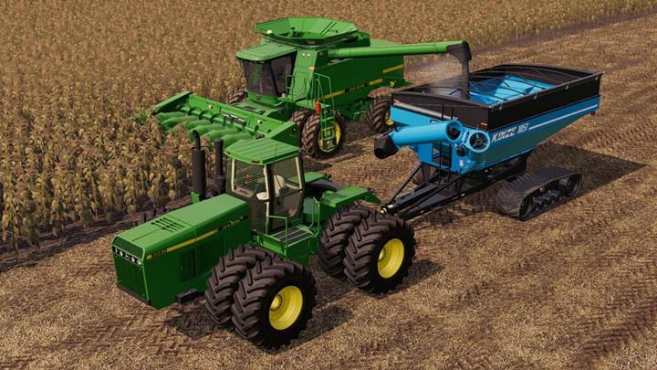 John Deere 8760-8960 Tractor V1.0.0.1