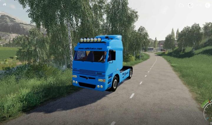 Skoda Liaz Xena Truck V1.0
