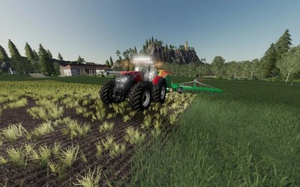 Case Ih Optum Tractor V3.0
