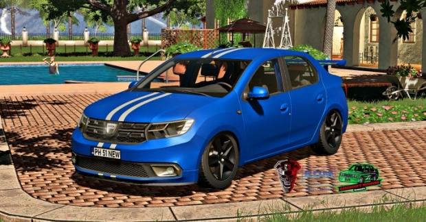 Dacia Logan 2019 V1.0