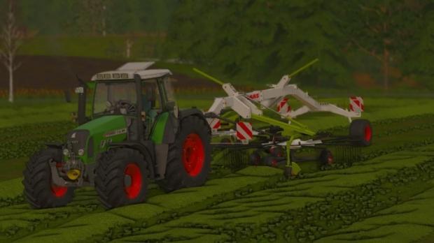Fendt 700/800 Sic Tractor V1.0