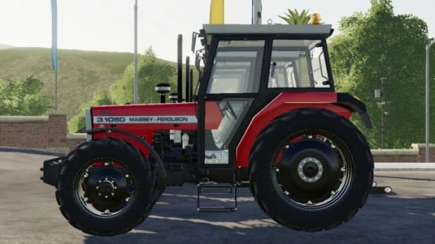Massey Ferguson 3105D Tractor V1.0