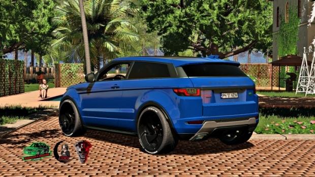 Range Rover Evoque Coupe V1.0