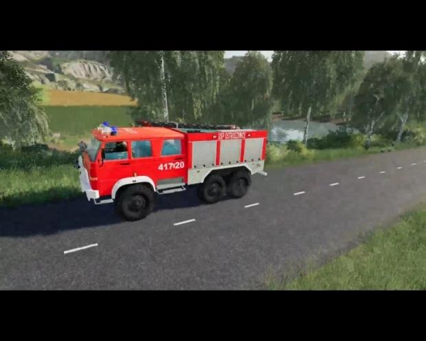 Star 244 Gba Truck V1.0