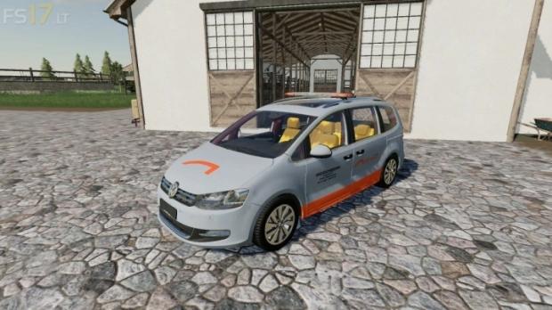 Volkswagen Sharan 2016 V1.0