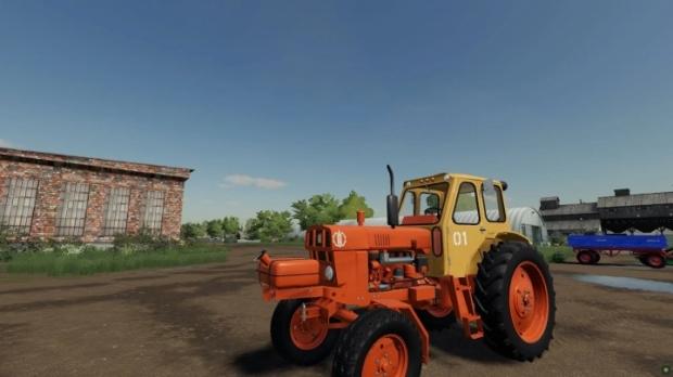 Yumz-6A Tractor V2.0