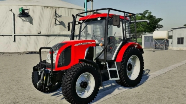 Zetor Proxima 90 Tractor V1.0