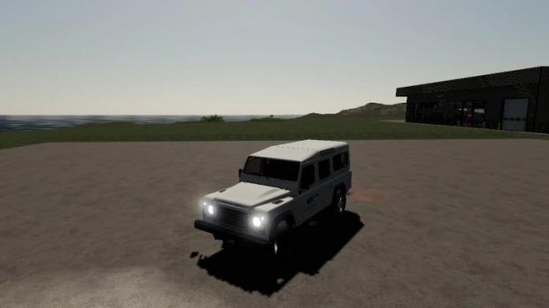 Land Rover Defender Wagon [Lr Exp Version] V1.0