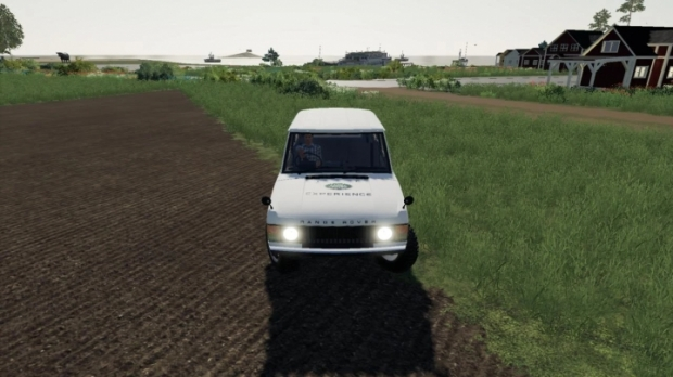 Range Rover Classic [Lr Exp Version] V1.0