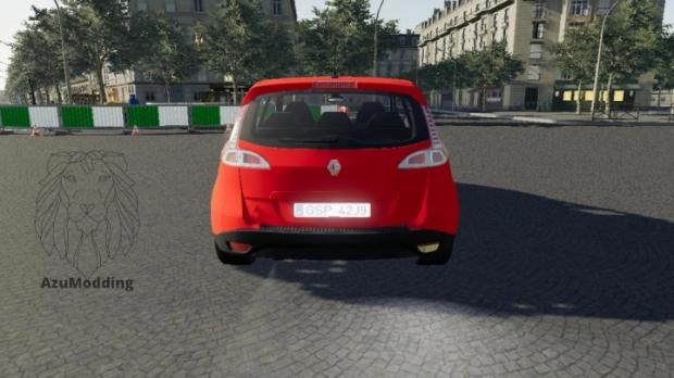Renault Scenic 3 V1.0