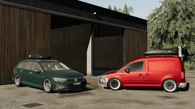 Volkswagen Passat B8 V1.0