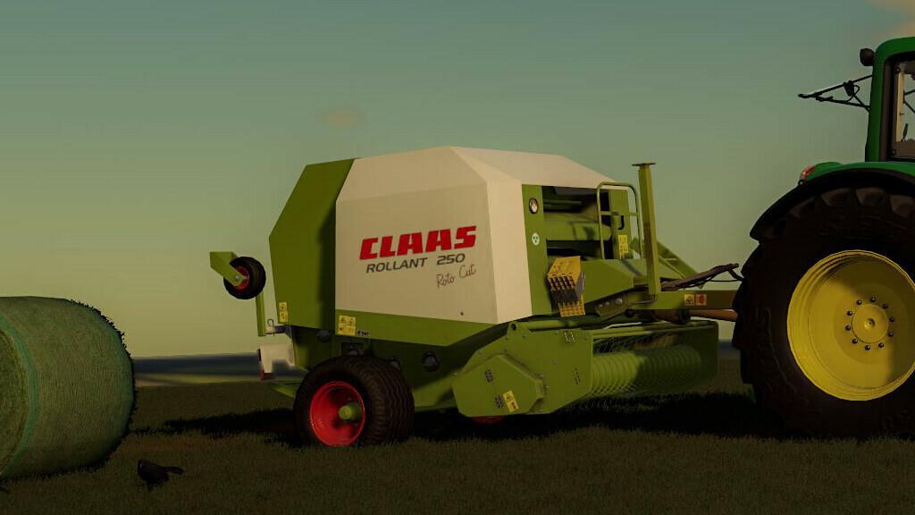 Claas Rollant 250 Roto Cut V1.1