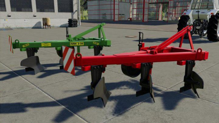 Pln 3-35 Plough V1.0