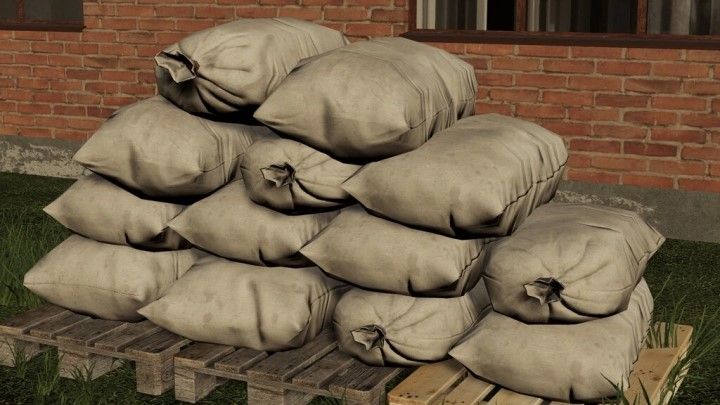 Bags With Seeds Pack V1.0