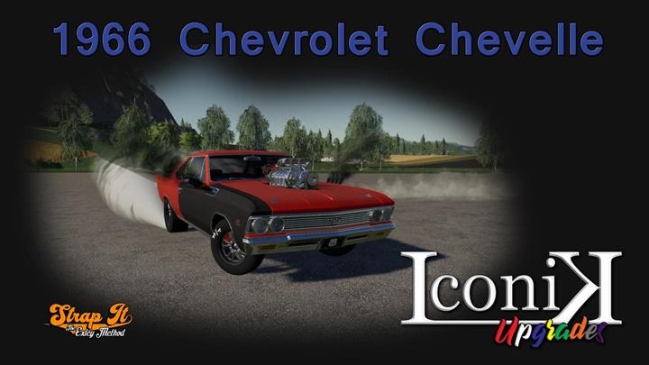 Chevrolet Chevelle 1966 V1