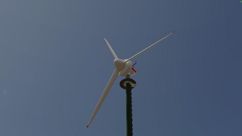 Small Wind Turbine Lely Aircon 30 V1