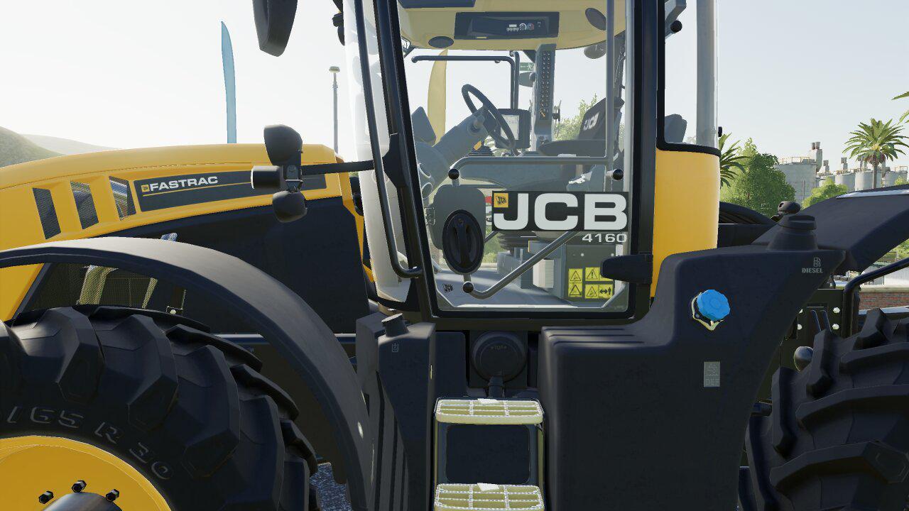 JCB Fastrac 4000 Series V1.0.0.4
