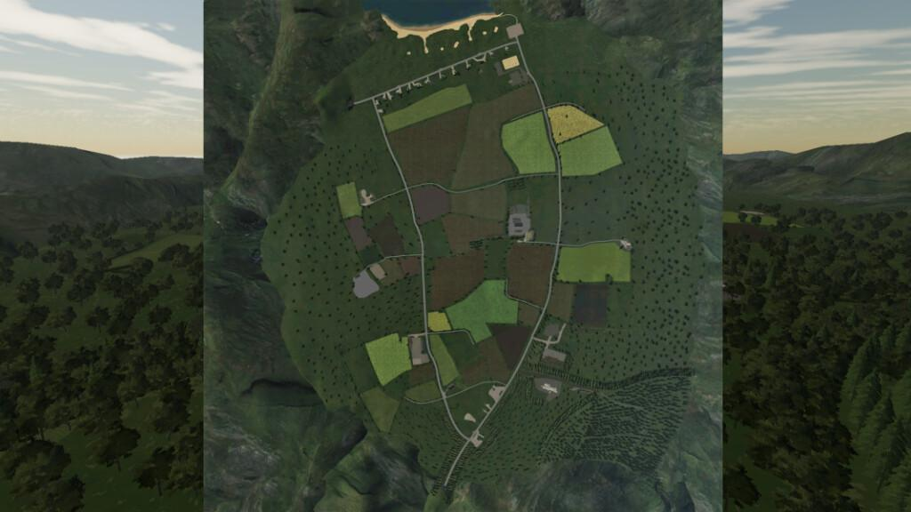 Dalton Valley Farm Map V1