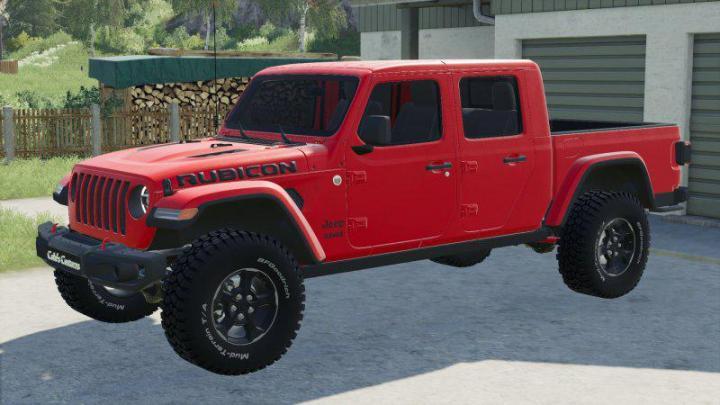 Jeep Gladiator 2020 V1.0